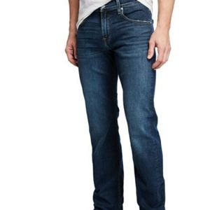 7 for all mankind Carsen Dark Washed Sz 32 Jeans